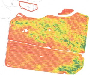 SOILmgt yield map