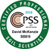 Soil Management Design 2018 Certification